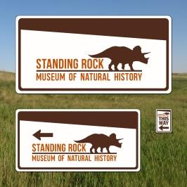 Museum Signage