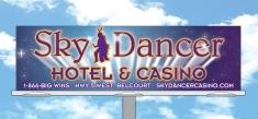Casino Billboard