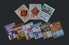 Athletic Activities -- Souvenir Program Covers