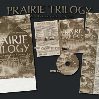 ND AFL-CIO DVD Project -- Logo Design, Poster Design, Collage, DVD Package, DVD Menu Screens
