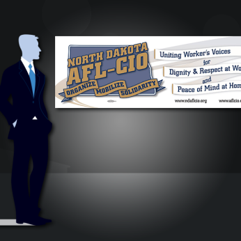 Union Convention Banner