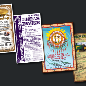Various Event Posters