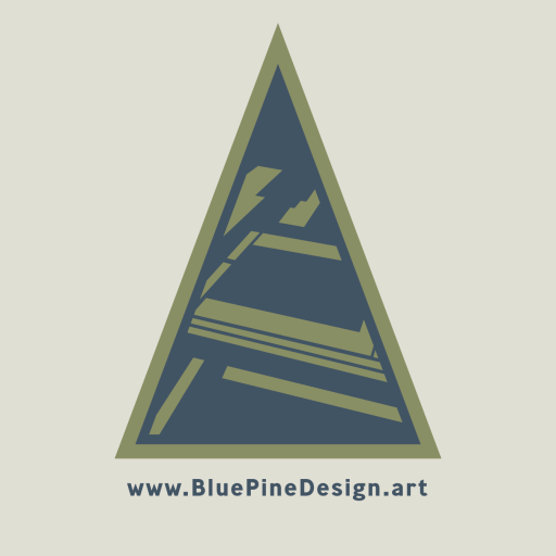 www.BluePineDesign.art
