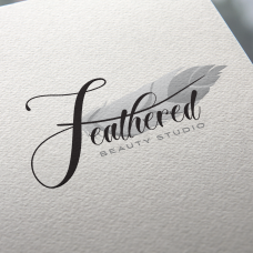 Natural-Paper-Printed-Logo-Feathered